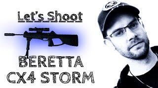 Beretta Cx4 Storm - halbautomatisches Luftgewehr - Let