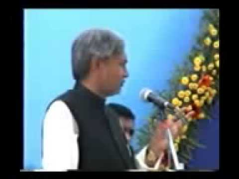 Nitish Kumar's hypocrisy stays exposed in his this year 2003 speech on Narendra Modi