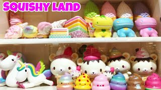 Hunting Squishy Sampai Jakarta?? Squishy Land Squishy Inc - Squishy Hunt (Eng Sub)- Nicole Annabelle