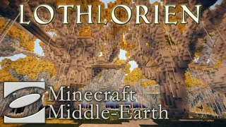 Lothlorien - Minecraft Middle-Earth