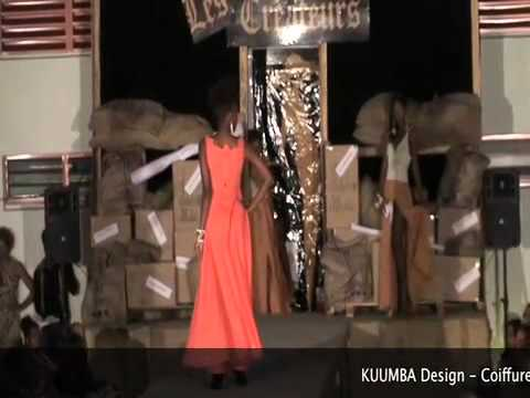 The Caribbean Queen of Fashion - Esther Joseph of KUUMBA Designs