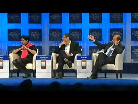 Davos Annual Meeting 2011 - The Future of Enterprise