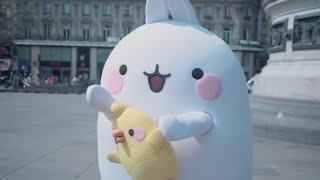 MOLANG is visting PARIS | Meet Up with FANS