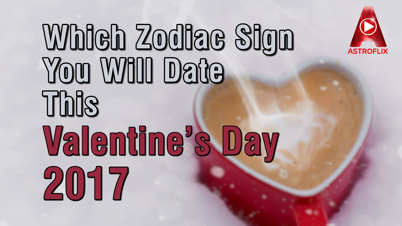 Which Zodiac Sign You Will Date This Valentine