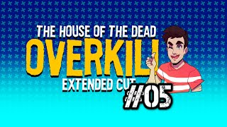 House of the Dead:Overkill - #5 - Creeping Flesh