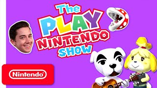 The Play Nintendo Show - Episode 2: Friendly Townfolk in Animal Crossing: New Leaf