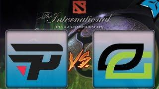 [PT-BR] paiN Gaming vs OpTic Gaming - Dota 2 The International 8
