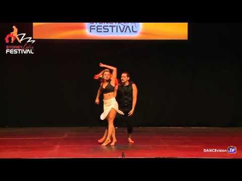 2016 Sydney Latin Festival, Madalyn & Arturo