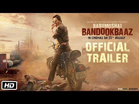 Babumoshai Bandookbaaz | Official Trailer | Nawazuddin Siddiqui | Bidita Bag thumbnail