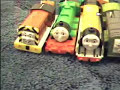 Laughing Tomy Trains