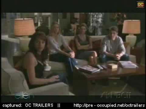 benjamin mckenzie+oc cast on Ellen part1