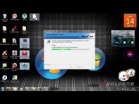 Como instalar y activar BlueSoleil 6.4 para Windows 7 (32 y 64 bits)