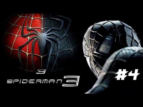 Let's Play Spiderman 3 Part 4-SCORPION NONSENSE