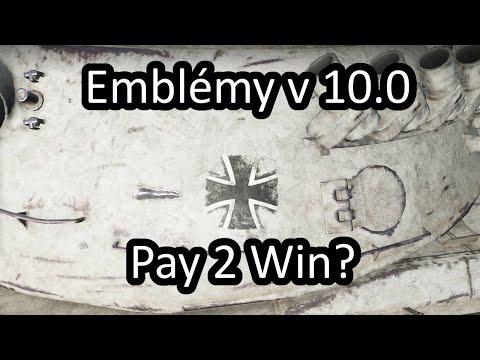 Emblémy a Pay to Win? | WoT 10.0