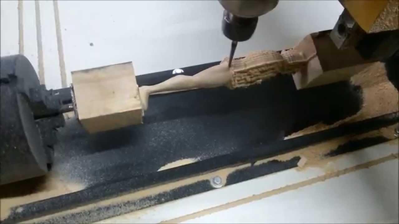 Координатный станок чпу