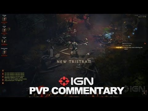 IGN Plays Diablo III: PvP Brawl