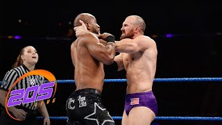 Oney Lorcan vs. Tony Isner: WWE 205 Live, July 23, 2019