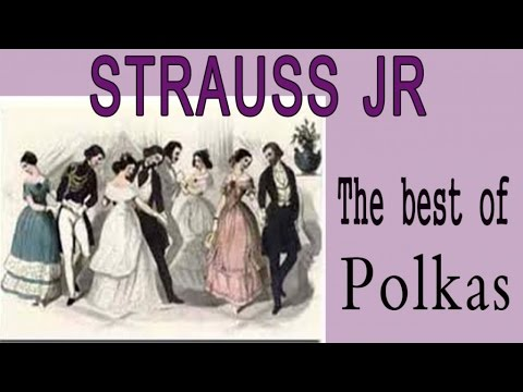 Strauss Jr - STRAUSS THE BEST OF POLKAS