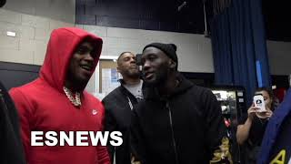 Who Wins Spence vs Crawford? EsNews Boxing