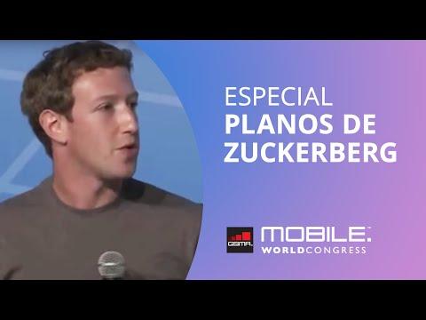 MWC 2014: Mark Zuckerberg e seus planos de dominar o mundo