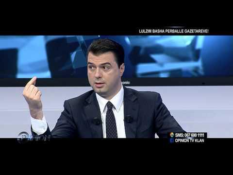 Opinion - Lulzim Basha përballë gazetarëve! (7 nëntor 2013...