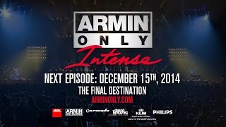 Armin Only Intense Road Movie Episode 22: Antwerp