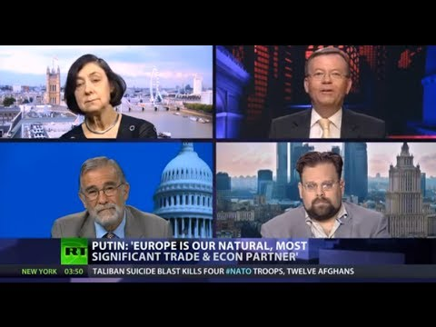 CrossTalk: Ukraine, End of Beginning (ft. Ray McGovern)