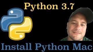 Install Python 3.7 On Mac OSX
