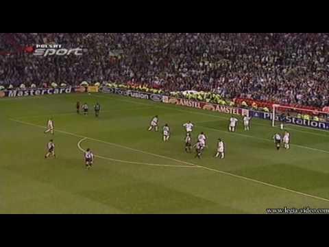 13/16 AC Milan - Juventus Turyn, Finał Ligi Mistrzów, Dogrywka , Cały Mecz