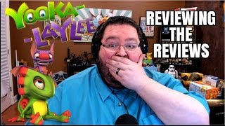 REVIEWING YOOKA-LAYLEE REVIEWS!  REVIEWING THE REVIEWERS!