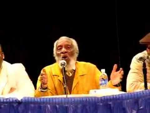Dick Gregory On Issues About Hip Hop rap Music video