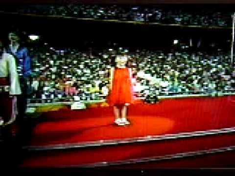 2008 Olympics Beijing - Chinese Song and Anthem