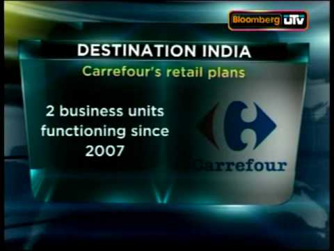 Carrefour may open store in India soon