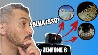 Zenfone 6 - O Marcel Campos me enviou Fotos e Vídeos em 4k - Se liga na Qualidade!