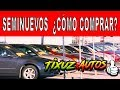 Los seminuevos: las netas de la compra-venta. noticias / fiat / mexico / premium