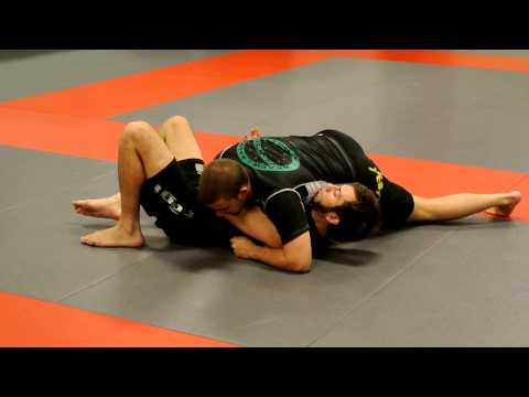 Artechoke in a Can: North South Kimura Part 1 Image 1