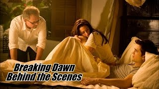 Breaking Dawn behind the scenes♥