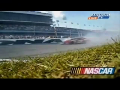 ACCIDENTES DE AUTOS NASCAR 6