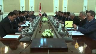 تصريح وزير خارجية تونس بشأن العلاقات مع سوريا