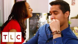 Physical Fight Breaks Out At Chantel's Family Dinner   90 Day Fiancé: Happily Ever After?