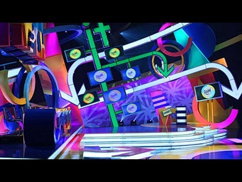 FIGURE IT OUT Host Reveals His Special Skill! - QUIET ON THE SET