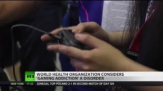 'Gaming Addiction' labeled a disorder by World Health Organization