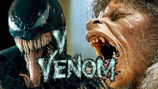 Venom Will Be Similar To A Werewolf Movie + New Exclusive Images