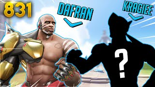 DAFRAN FOUND THE BEST HERO COMBO!!   Overwatch Daily Moments Ep.831 (Funny and Random Moments)