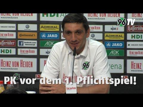 FC Astoria Walldorf - Hannover 96 | PK vor dem Spiel