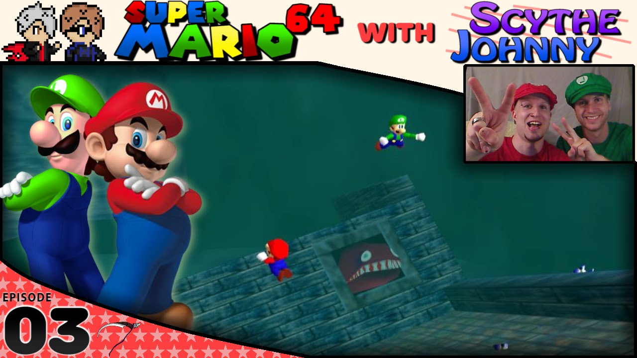 super mario 64 2 player free