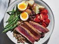Spruce Up Lunch With a Tuna Niçoise Whole-Grain Bowl | Live