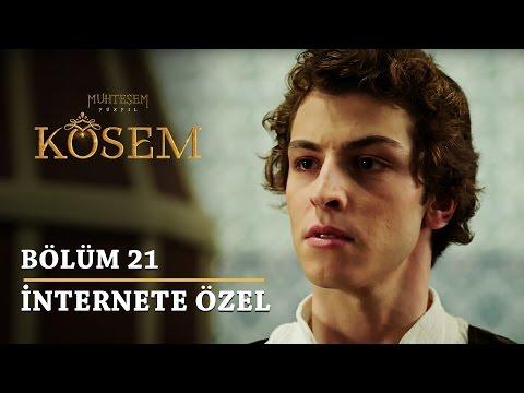 Muhteşem Yüzyıl Kösem 21.Bölüm - Şehzade Mustafa (İnternete Özel Teaser)