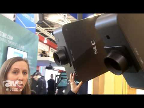 ISE 2016: Chief Shows Off the VPAUB Vertical and Portrait Projector Mount