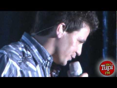 Eduardo Costa canta Me Apaixonei (a primeira vez que eu te vi) - Fernanda Passos - JustTV